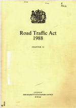 Road Traffic Act 1998